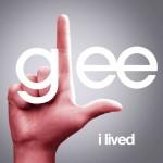 glee i lived cover